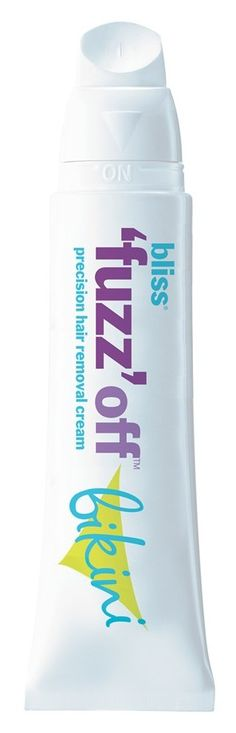 Easy to use bikini hair removal cream that doesn't dry out your skin.