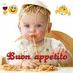 Immagini Buon Appetito 2372 Good Night, Good Morning, Children, Breakfast, Cards, Nighty Night, Dinner, Photos, Buen Dia