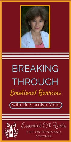 We are all very familiar with the negative side of an emotions, but rarely do we know the positive side, let alone how to get there. Dr. Mein wrote Releasing Emotional Patterns with Essential Oils to provide a practical way to shift into a loving consciousness. In this episode we talk about Einstein's theory of relativity as it relates to emotions and how to use essential oils to break free of negative emotional patterns.