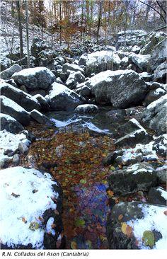 Photo by Joserra Irusta. Reserva Natural de los Collados del Asón #Cantabria #Spain #Travel