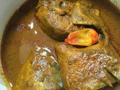 Sauce graine + poissons frais spécialité ivoirienne #Civ #Abidjan #Food
