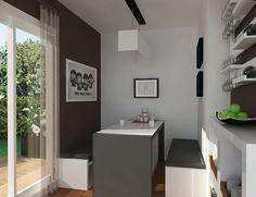 Extension de maison   Maison & Vous Cout Extension Maison, Architecture, Outer Space, Patio, Kitchens, Arquitetura, Architecture Design