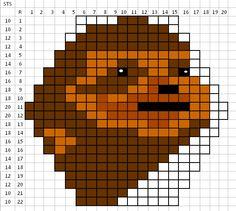 Sloth Hexipuff Chart