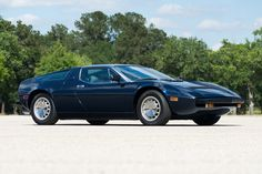 Bid for the chance to own a 1975 Maserati Bora at auction with Bring a Trailer, the home of the best vintage and classic cars online. Maserati 3200 Gt, Maserati Bora, Maserati Sports Car, Rolls Royce Cars, Best Muscle Cars, Classic Cars Online, Sports Humor, Buick, Car Show