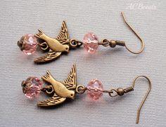 #giveaway #sorteio #sorteo  My handmade earrings // Brincos artesanais // Pendientes artesanales