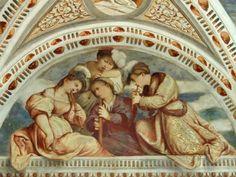 Quartetto di Flauti. Loggia del Magno Palazzo a Trento.