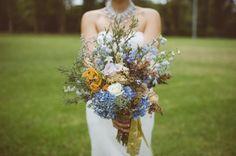 wedding bouquet by Wunderplant