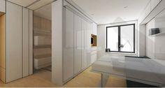 Un apartamento de 38m2 súper multifuncional