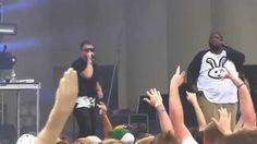 """Run The Jewels- """"Sea Legs"""" (HD) Live at Lollapalooza on 8-3-2014"""