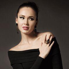 Aida Garifullina Net Worth: Know her career, income source, music, early life, affair Opera Singers, Net Worth, Pretty Woman, Affair, Career, Photoshoot, Female, Portrait, Celebrities