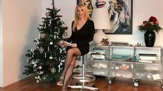 Sonia Grey Italian presenter 2.1.2017