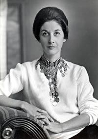 Wildly Classy:  Nadine Gordimer; South African writer
