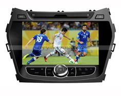 Hyundai Santa Fe/ Hyundai ix45 android radio, car DVD player with 8 inch touch screen, GPS navigation with dual zone function, built in Wifi, support USB 3G Internet access, support virtual disc, digital TV tuner (DVB-T MPEG-2 or MPEG-4, ATSC M/H or ISDB-T for optional to suit for customers from different areas), Radio with RDS, Bluetooth, iPod, AUX, USB, SD, iPod, Support 1080 HD video, support live wallpapers and personalized wallpaper, CAN Bus to support factory amplifier