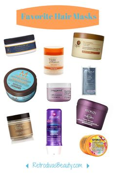 10 of the Best Deep Conditioning Hair Masks for curly, coarse, or over-processed hair