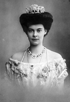 Duchess Cecilie of Mecklenburg-Schwerin - Wikipedia, the free encyclopedia