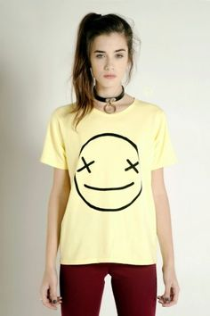Remera Smile