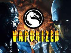 VAPORIZED - WEEK OF! Scorpion & Sub-Zero Part 3: Mortal Kombat X (Online...