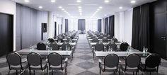 Mövenpick Hotel Stuttgart Airport & Messe - schwarz-weiße Event Location Deutschland #schwarz #weiß #location #event #eventinc #veranstaltung #ort #black #and #white #allblackwhite #ohne #farben #tagung #kongress #business #messe #tradefair #dekoration #einrichtung
