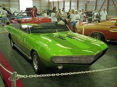 1967-69 Dodge Daroo I Concept Car
