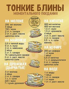 Good Food, Yummy Food, Cookery Books, Cooking Recipes, Healthy Recipes, Best Dinner Recipes, Health Tips, Health And Wellness, Russian Recipes