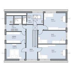 Haus Ohlig – Dachgeschoss