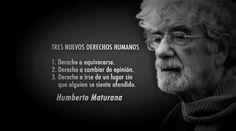 La causa de todo mal y todo sufrimiento es la percepción de escasez – Humberto Maturana