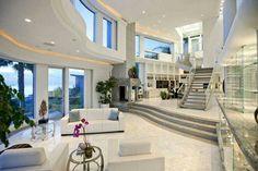 White contemporary design