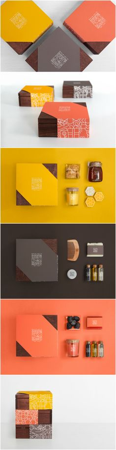 Design Agency: Cre8tive Pixels Brand / Project Name: Muslim Box Co. Location: United Kingdom Category: Health , Beauty
