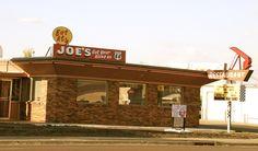Joe's Restaurant in Tucumcari NM http://route66jp.info Route 66 blog ; http://2441.blog54.fc2.com https://www.facebook.com/groups/529713950495809/