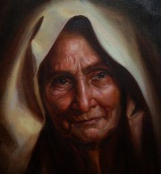 """Mulher com manto / Woman with blanket"""" Paulo Frade - Artwork on USEUM"""