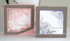 Thank You Card, Danke, handmade with Stampin' Up!, SAB, Sale a Bration 2016, Was ich mag, Blushing Bride, Kirschblüte, Sponge, Embossing, Wisteria Wonder, Tip top Taupe, In Color, What I Love  https://stempelnstanzenstaunen.wordpress.com/