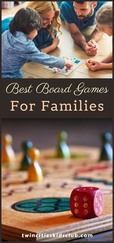Twin Cities Kids Club Blogs: Best Board Games For Families - Turn off the TV, put your phones down, give your virtual reality animal one last feeding, and take a seat around the kitchen table for an ancient ritual. That's right, it's family night, and we're playing board games. | Games | Family Board Games | Board Games | Traditional Games | Game Challenge | Family | Parenting Family Board Games, Fun Board Games, Kids And Parenting, Parenting Hacks, Put Your Phone Down, Traditional Games, Indoor Games, Family Night, Rustic Christmas
