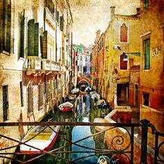 Venedik'i yanınıza getirin