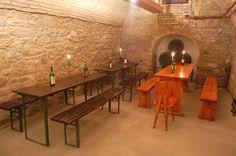 Hotel Morava - wine cellar - Znojmo