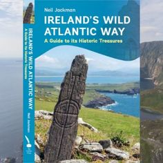 The Ultimate Wild Atlantic Way Guidebook! This engaging and practical guide is a truly essential companion for any explorer to Ireland's western coast. Clare Island, Ancient Tomb, West Cork, Western Coast, Cliffs Of Moher, County Cork, Travel Information, Guide Book, The Book