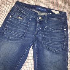 7611f91e771 Gstar Raw 3301 Jeans. Gstar Raw Denim Jeans. great condition. Size 27x32.