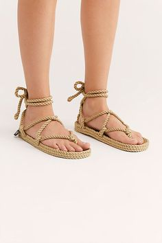 Sandals Best 2016SandalsCordsRopes Images 17 Rope In srdChxtQ