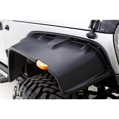 Lund Jeep Wrangler Fx-Flat Textured Elite Series Fender Flares w/SS Bolts - Black Pc. 2010 Jeep Wrangler Unlimited, Jeep Wrangler Sahara, Jeep Wrangler Rubicon, Ss Bolts, Stainless Steel Bolts, Black Bolt, Fender Flares, Lund, Flat Style