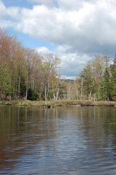 The Adirondack Mountains are a popular vacation spot in upstate New York.