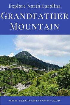 Grandfather Mountain offers outdoor fun for the entire family. Dress warmly to walk across the Mile High Swinging Bridge. Source by Look dress Top Family Vacations, Family Travel, Us Road Trip, Family Road Trips, Beautiful Places To Travel, Cool Places To Visit, Amazing Places, Blue Ridge Parkway Virginia, Dc Travel