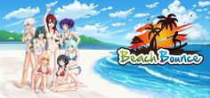 Beach Bounce Free Download PC Game - Full Version