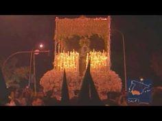 Este es uña vídeo de una procesión distante la Semana Santa en España. Si quieras ver una procesión, miraría este vídeo. A mi parecer este procesión es muy elegante y you quiero mirar esto en vivo.  Semana Santa en España - YouTube