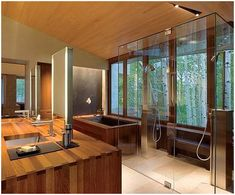 how great of a guest bathroom would this be??!!