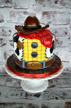 Toy Story Birthday Cake by Storyteller Cakes
