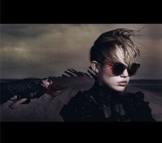 Miley Cyrus For Marc Jacobs Campaign