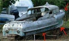 Vintage aluminum boat #boatbuilding