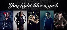 Luchar como una chica significa mucho más de lo imaginado