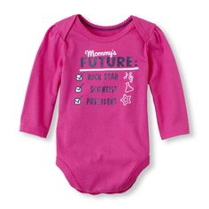 A must-have for mommy's future rock star, scientist and president! #bigbabybasketsweeps