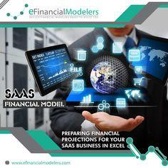 Building a SaaS Financial Model #saas #finance #model  https://www.efinancialmodelers.com/
