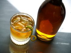 DIY Spiced Rum from Serious Eats. http://punchfork.com/recipe/DIY-Spiced-Rum-Serious-Eats